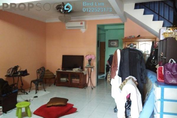 For Sale Terrace at Taman Puncak Jalil, Bandar Putra Permai Freehold Semi Furnished 4R/3B 566k