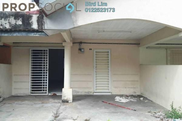For Sale Terrace at Taman Desa Karunmas, Balakong Freehold Unfurnished 5R/3B 418k