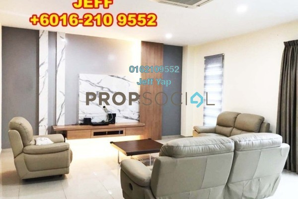 For Rent Semi-Detached at The Hills, Horizon Hills Freehold Fully Furnished 4R/5B 4.2k