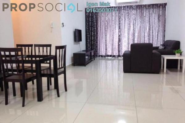 For Sale Condominium at 288 Residences, Kuchai Lama Freehold Semi Furnished 3R/2B 595k