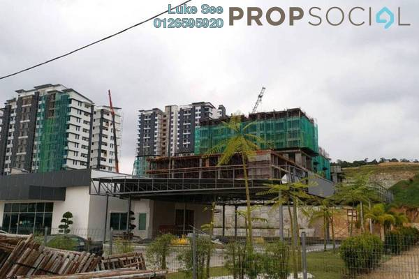 For Sale Condominium at Iris Residence, Bandar Sungai Long Freehold Unfurnished 3R/2B 495k