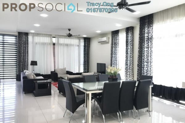 For Rent Semi-Detached at The Hills, Horizon Hills Freehold Fully Furnished 4R/5B 6k