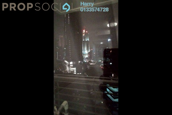 For Rent Condominium at Hampshire Residences, KLCC Freehold Fully Furnished 1R/1B 3k