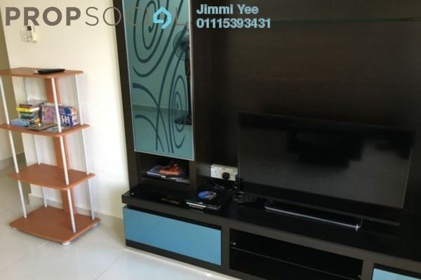 For Rent Condominium at Casa Desa, Taman Desa Freehold Fully Furnished 3R/2B 2.5k