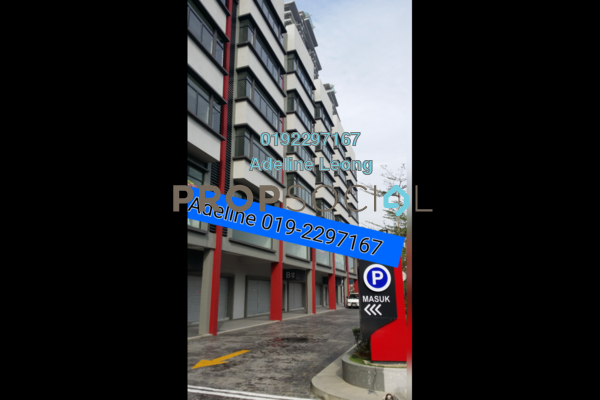 For Rent Shop at Cheras Centre Point, Cheras Freehold Unfurnished 0R/0B 3.8k