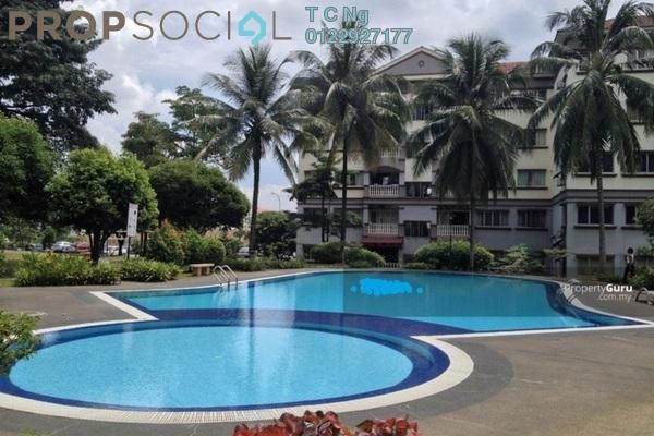 For Sale Apartment at Sri Kesidang, Bandar Puchong Jaya Freehold Unfurnished 3R/2B 370k