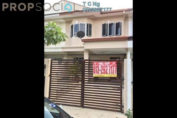 For Rent Terrace at USJ 3, UEP Subang Jaya Freehold Unfurnished 4R/3B 1.5k