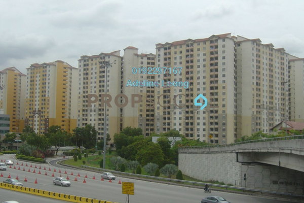 For Sale Apartment at Lagoon Perdana, Bandar Sunway Freehold Unfurnished 3R/2B 225k