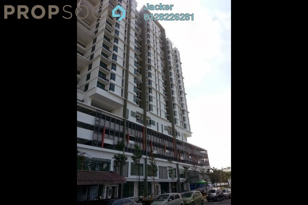 For Rent Condominium at Amaya Maluri, Cheras Freehold Fully Furnished 2R/2B 1.7k