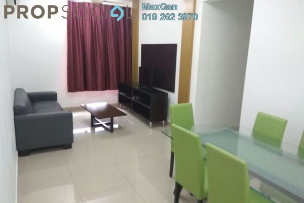 For Rent Condominium at The Arc, Cyberjaya Freehold Fully Furnished 3R/8B 1.3k