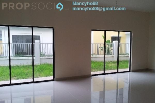 For Sale Terrace at Sutera Damansara, Damansara Damai Freehold Semi Furnished 4R/4B 850k
