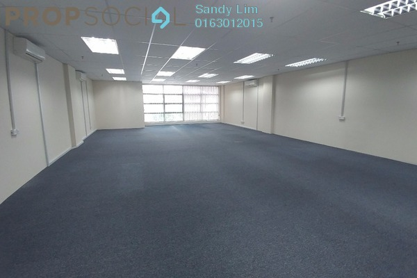 For Rent Office at Solaris Mont Kiara, Mont Kiara Freehold Semi Furnished 0R/0B 4.45k