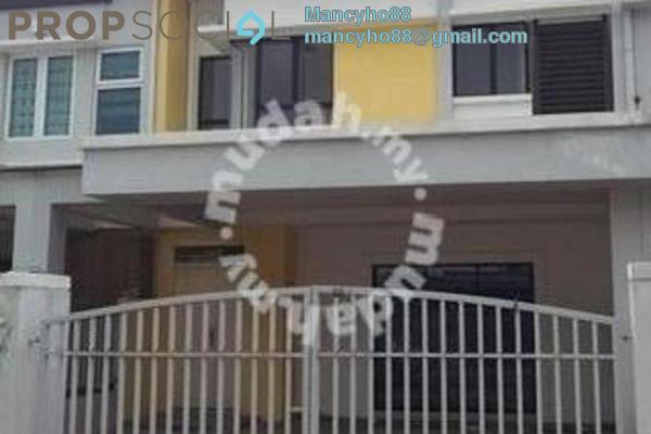For Rent Terrace at Sutera Damansara, Damansara Damai Freehold Semi Furnished 4R/3B 1.9k