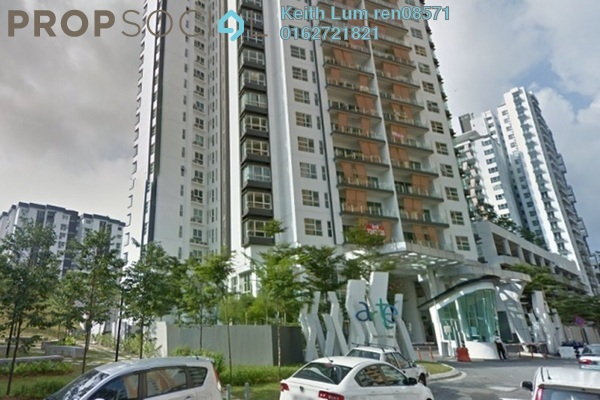 For Sale Condominium at Arte KL, Kuchai Lama Freehold Semi Furnished 3R/3B 750k