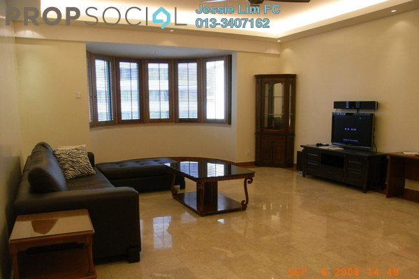 For Sale Condominium at Corinthian, KLCC Freehold Fully Furnished 3R/2B 1.4百万