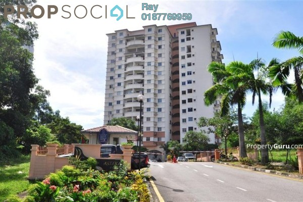 For Sale Condominium at Astaka Heights, Pandan Perdana Freehold Unfurnished 3R/2B 450k