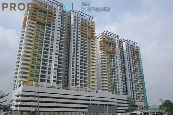 For Rent Condominium at Bayu Sentul, Sentul Freehold Fully Furnished 3R/4B 2.3k
