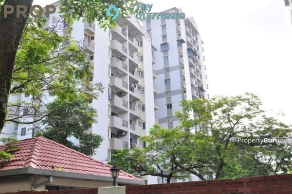 For Sale Condominium at Miharja Condominium, Cheras Freehold Unfurnished 3R/2B 410k