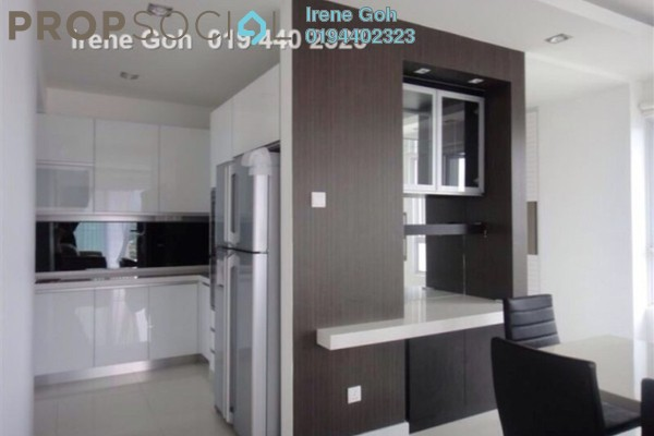 For Rent Condominium at Platino, Gelugor Freehold Fully Furnished 5R/5B 2.06k