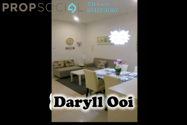 For Sale Condominium at Camellia, Bangsar South Freehold Fully Furnished 0R/1B 615k