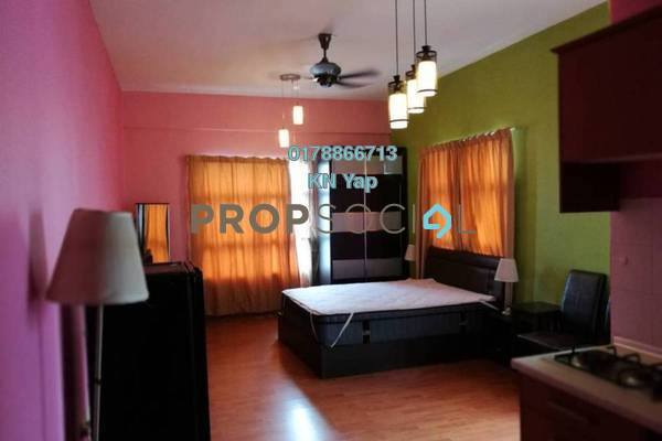 For Sale Serviced Residence at Maytower, Dang Wangi Freehold Fully Furnished 1R/1B 350k