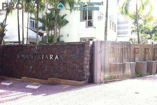 For Rent Condominium at Aman Kiara, Mont Kiara Freehold Fully Furnished 5R/5B 7.5k