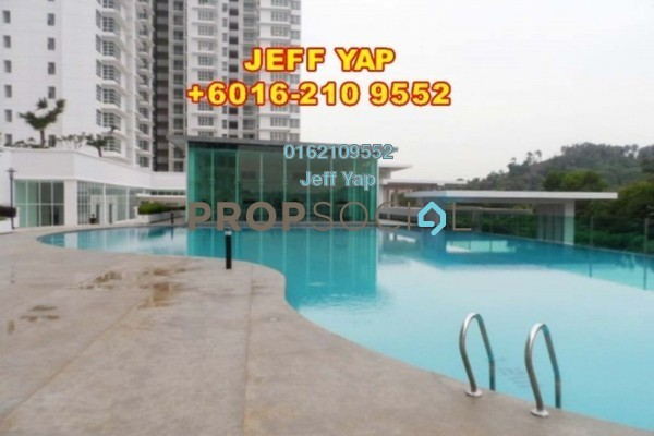 For Rent Apartment at The Horizon Residences, KLCC Freehold Semi Furnished 3R/2B 1.9k