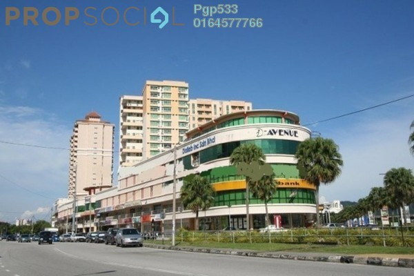 For Rent Office at Kuchai Avenue, Kuchai Lama Freehold Semi Furnished 0R/0B 1k