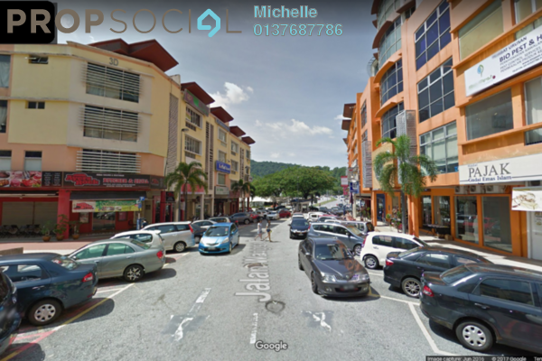 For Sale Shop at Section 5, Wangsa Maju Leasehold Fully Furnished 3R/3B 2.9m