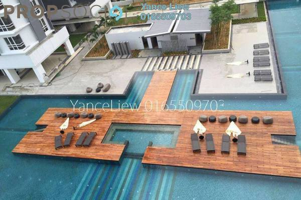 For Sale Condominium at Vina Versatile Homes, Cheras South Freehold Semi Furnished 3R/2B 560k