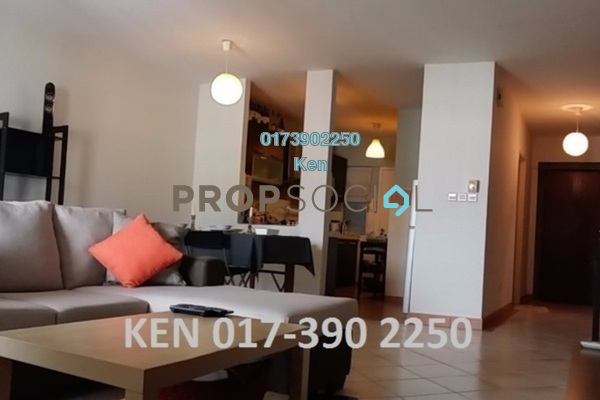 For Rent Condominium at Perdana Exclusive, Damansara Perdana Freehold Fully Furnished 3R/2B 2k
