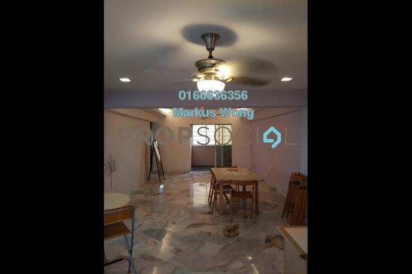 For Sale Condominium at Bukit Bandaraya, Bangsar Freehold Semi Furnished 3R/2B 380k
