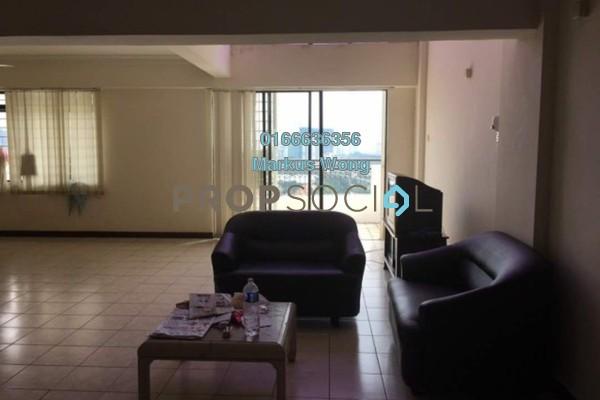 For Sale Condominium at Vista Komanwel, Bukit Jalil Freehold Semi Furnished 5R/3B 850k