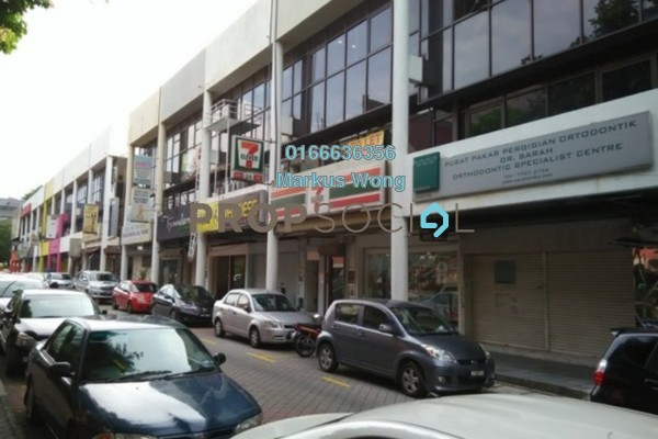 For Sale Shop at Taman Tunku Putra, Kulim Freehold Unfurnished 0R/0B 13.8m