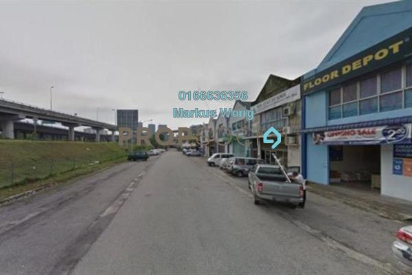 For Rent Office at La Vista, Bandar Puchong Jaya Freehold Semi Furnished 0R/0B 4.5k