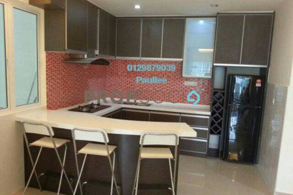 For Rent Condominium at Subang Parkhomes, Subang Jaya Freehold Fully Furnished 3R/2B 2.5k
