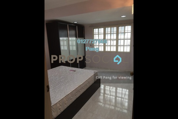 For Rent Terrace at Section 3, Bandar Mahkota Cheras Freehold Semi Furnished 4R/3B 1.45k