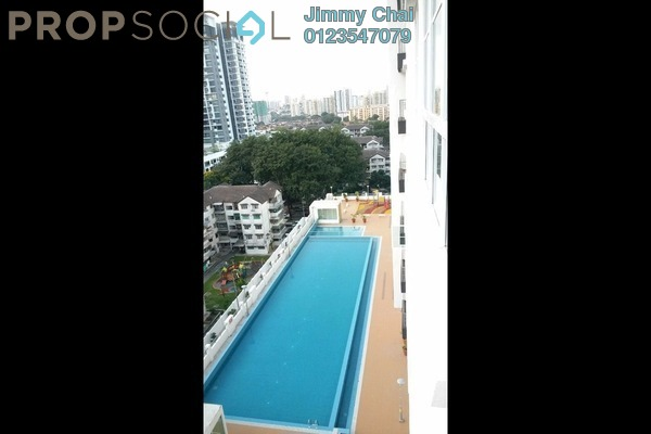 For Rent Condominium at 288 Residences, Kuchai Lama Freehold Semi Furnished 3R/3B 2k