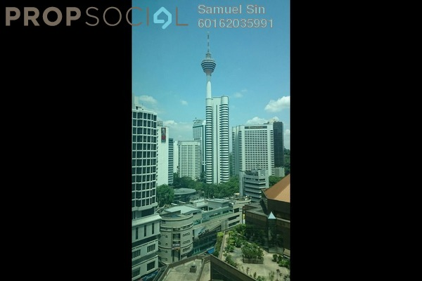 For Sale Serviced Residence at Binjai 8, KLCC Freehold Unfurnished 1R/2B 850k