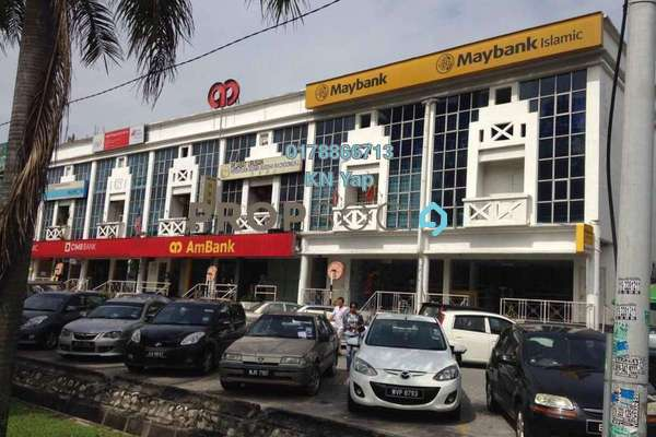 For Rent Shop at Taman Kinrara, Bandar Kinrara Freehold Unfurnished 0R/10B 23k