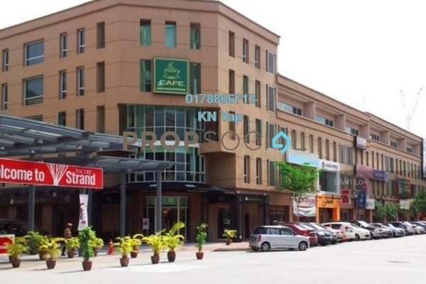 For Rent Office at The Strand, Kota Damansara Freehold Unfurnished 0R/2B 3.5k