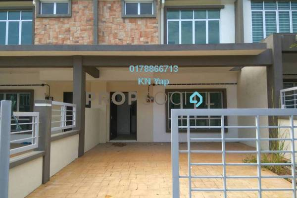 For Sale Terrace at Taman Pelangi Semenyih 2, Semenyih Freehold Unfurnished 4R/3B 550k