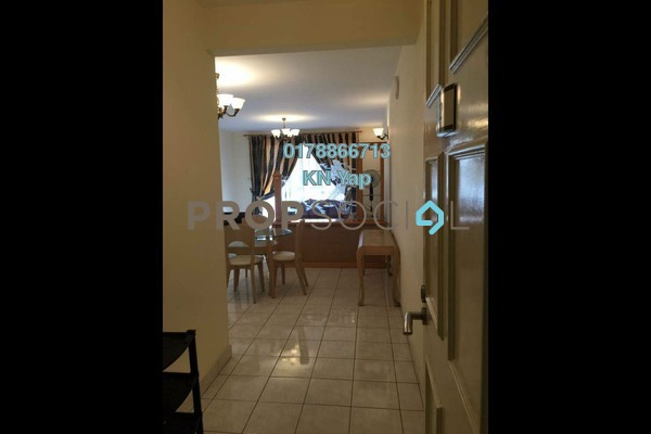 For Rent Condominium at Mont Kiara Bayu, Mont Kiara Freehold Fully Furnished 2R/2B 2.6k