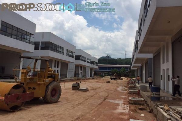 For Sale Factory at Suria KiPark Damansara, Kepong Freehold Unfurnished 0R/2B 3.7m