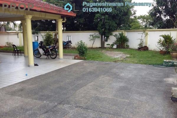 For Sale Terrace at Taman Kinrara, Bandar Kinrara Leasehold Semi Furnished 4R/3B 930k