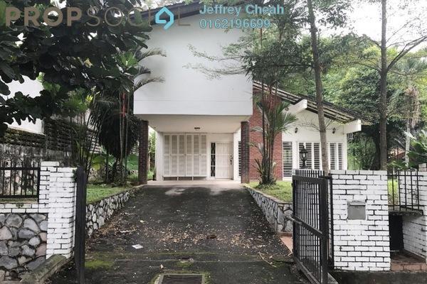 For Sale Bungalow at Taman Bukit Damansara, Damansara Heights Freehold Semi Furnished 5R/5B 5.45m
