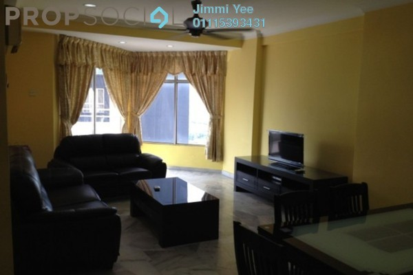 For Rent Condominium at Desa Gembira, Kuchai Lama Freehold Fully Furnished 3R/2B 1.6k