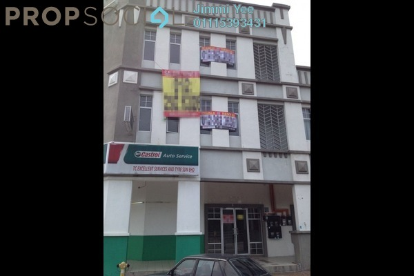 For Rent Shop at The Corner @ Alam Damai, Alam Damai Freehold Unfurnished 0R/2B 4.5k