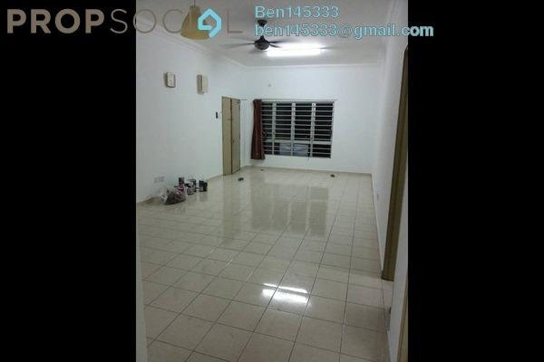 For Rent Condominium at Indah Cempaka, Pandan Indah Freehold Semi Furnished 3R/2B 1.3k