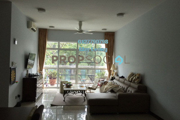 For Sale Condominium at Amaya Saujana, Saujana Freehold Semi Furnished 3R/4B 1.18m